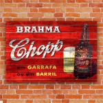 Brahma Chopp em Garrafa