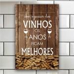 Com o Passar dos Vinhos
