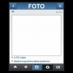 Moldura Instagram